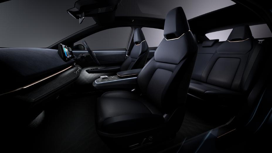 Картинки по запросу Nissan Ariya Concept салон
