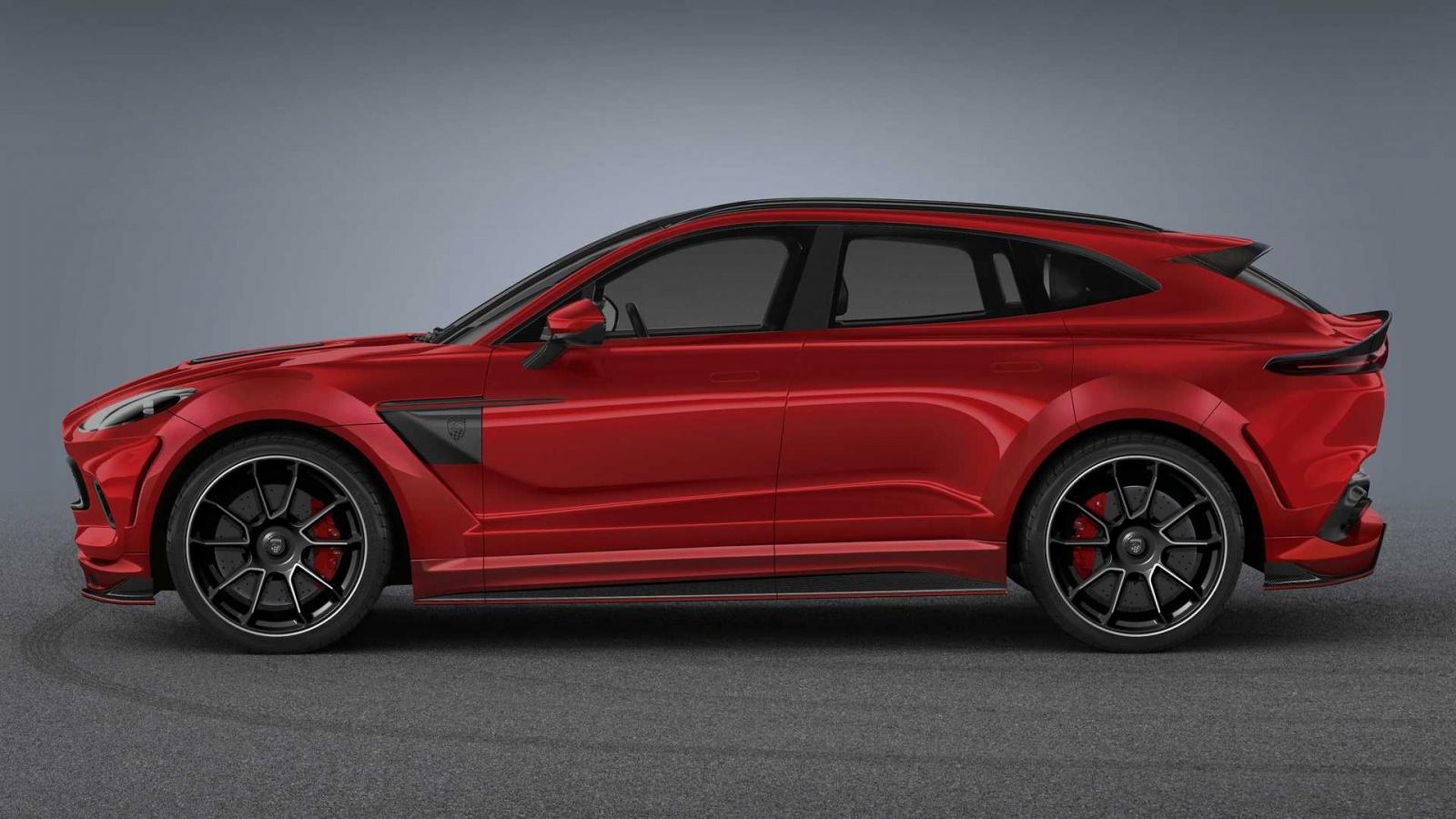 "Картинки по запросу ""Aston Martin DBX тюнинг 2020"""